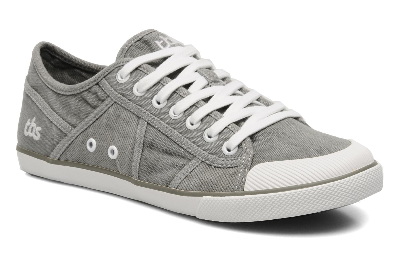 Baskets TBS Violay Gris vue détail/paire